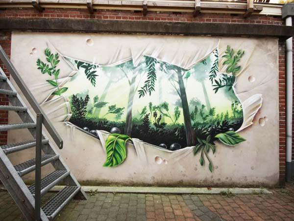 graffiti-doorkijk