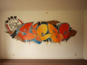 graffiti-kamer