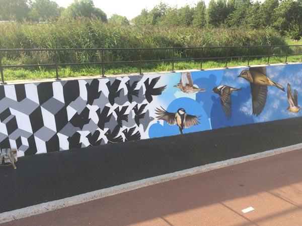graffiti-kunstenaars
