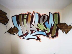 graffiti-artiest